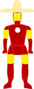 Iron Man loves Cinco de Mayo!